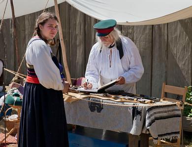 Fort Ross 200 Year Anniversary 7-28-2012