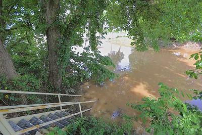 Fort Smith Flood 2015