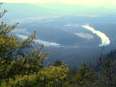 South Fork of the Shenandoah River.