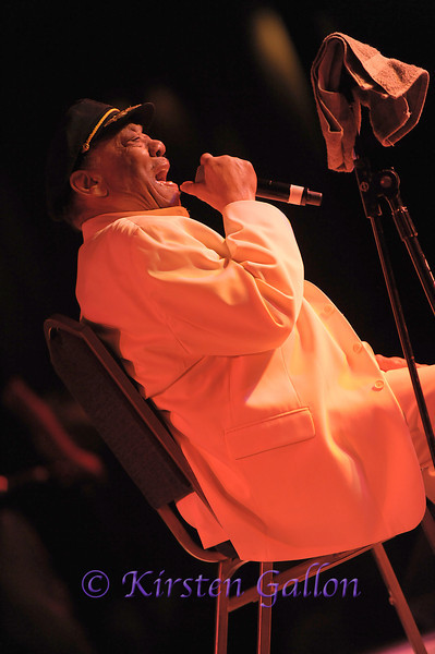 FW Blues Fest, Bobby Blue Bland