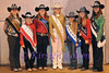 A group of rodeo queens in attendance at the Fort Worth Stock Show.<br /> SHANDEE FOSTER, BRITTNEY GAVITT, MACI KEATING, ASHLEY MICHAELS, AUBREY HOLIFIELD, JESSIKA JOHNSON, DESIREE CASAS