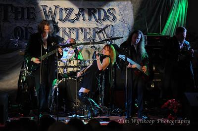 11/26/2011, Washington Township, NJ: The Wizards of Winter.