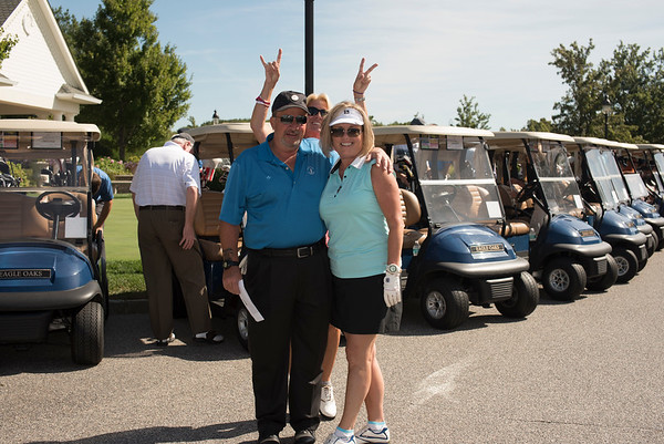 Education Open Golf Outing - Sept. 2015