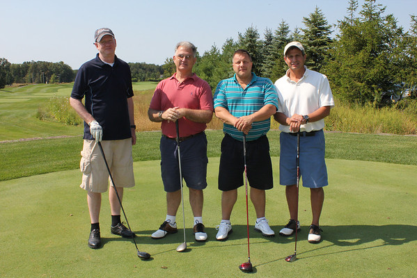 Golf Outing 9-13-2012