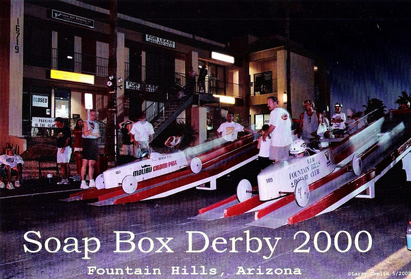 Fountain Hills Soap Box Derby