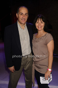 Mayor Peter Cavallaro and wife Diane Cavallaro photo by Rob Rich/SocietyAllure.com © 2013 robwayne1@aol.com 516-676-3939