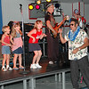Johnny and the little Dee-lites really wowed the crowd.