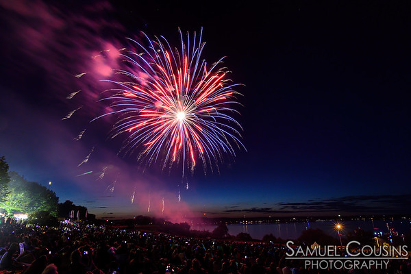 Fourth of July celebrations, 2017