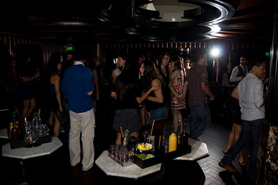 Download high quality free photographs from this gallery of 1 Year Anniversary at Foxtail Club and Bar Los Angeles Sponsored by ISVodka is vodka.  Photographs by Los Angeles photographer Noel Bass. Reach Noel at 310-560-3399