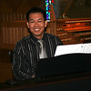 Fr. Vien Nguyen was one of the musicians for the ordination.