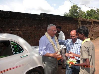 Fr. General Visits India 2010