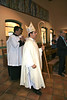Bishop Oscar Cantú, auxiliary of San Antonio, was the ordaining bishop