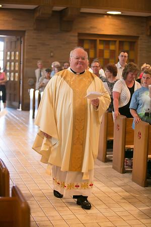 Fr. John Carlin's 25th Anniversary as Pastor