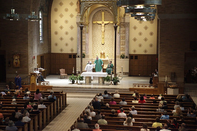 Fr. Leonard's Goodbye