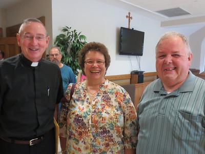 Fr. Peter McGeory's Farewell