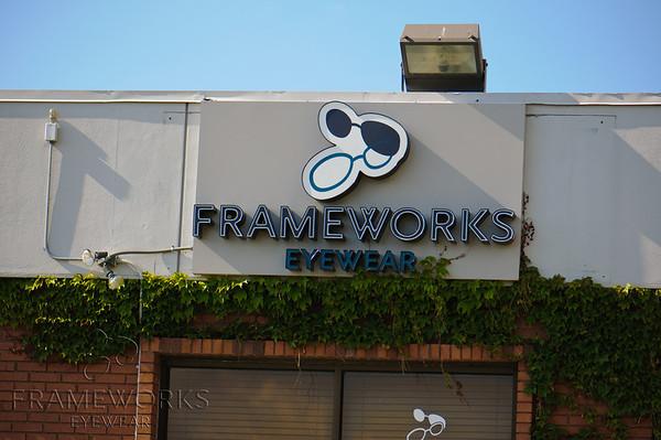 Frameworks Eyewear Sunglasses Party 2010