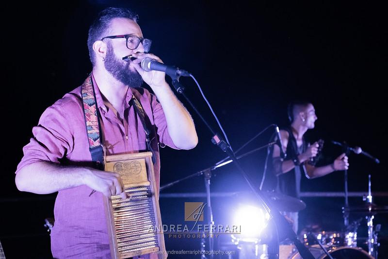 Modena Blues Festival 2018 - Francesco Piu - 21