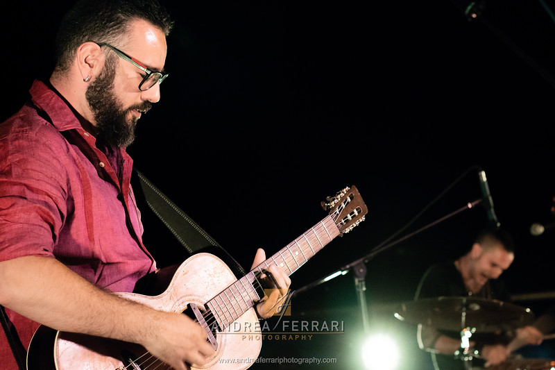 Modena Blues Festival 2018 - Francesco Piu - 6