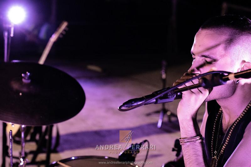 Modena Blues Festival 2018 - Francesco Piu - 27