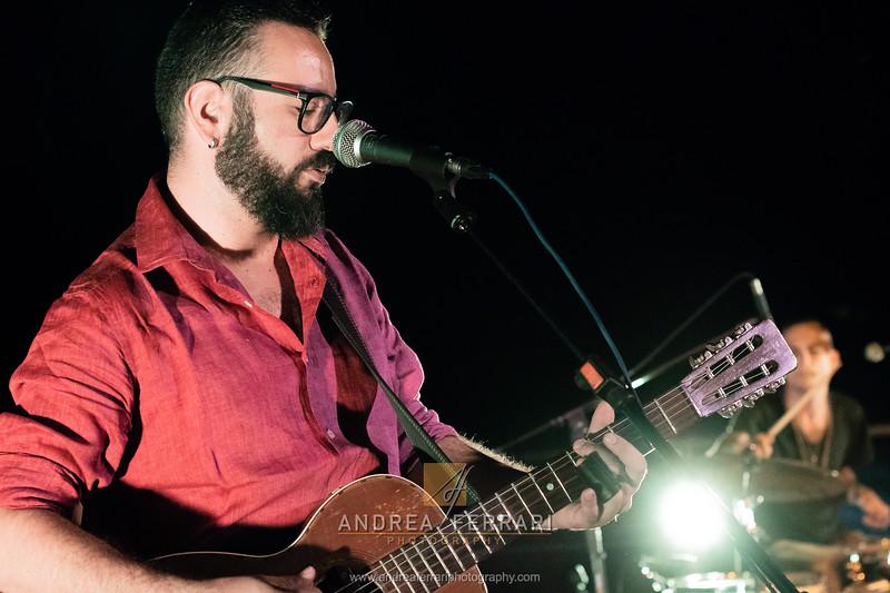Modena Blues Festival 2018 - Francesco Piu - 3