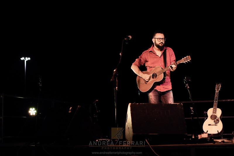 Modena Blues Festival 2018 - Francesco Piu - 1