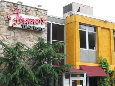 Franco's Trattoria, East Falls