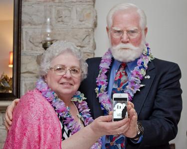 Frank & Mary 50th Wedding Anniversary
