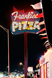 Frankie's Pizza 65th Anniversary