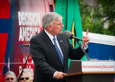 Franklin Graham, Olympia, Washington, June 29, 2016