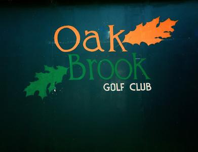 Franzen and Associates Annual Golf Tournament at Oakbrook Golf Course, Illinois