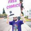 "At Illusive Comics and Games, Santa Clara<br /> <br /> Photo by Geoffrey Smith II | <a href=""http://www.geoffreysmithphotography.com"">http://www.geoffreysmithphotography.com</a>"