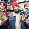 """At Heroes Comics, Campbell.<br /> <br /> Photo by Geoffrey Smith II 