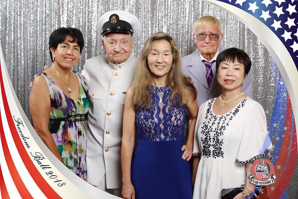 Crusaders for Veterans Freedom Ball 2018