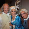 Ben Franklin, Madame Bouillon, and John Adams