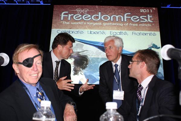 FreedomFest, Las Vegas, July 14-16, 2011