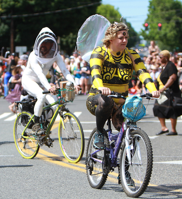 Fremont Solstice Parade 2013