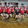 Freshmen Volleyball - September 2012 :