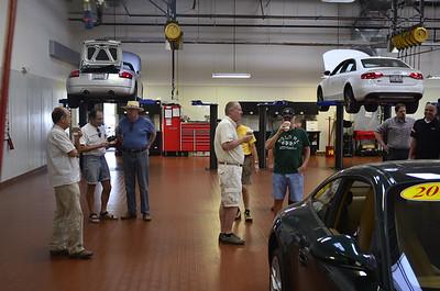 Fresno Porsche Tech Clinic 9-13-2014