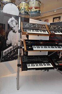 "Friars Aylesbury is major new exhibition of music memorabilia, featuring David Bowie's ripped Ziggy Stardust shirt, rare memorabilia relating to David Bowie, Lou Reed, Genesis, The Ramones, Talking Heads, The Clash, Roxy Music and Queen, ""The Evolution of Friars"" music exhibition includes concert posters, original photographs, paraphernalia from Friars' archives, and musical instruments and equipment used by some of the most prestigious names to pass through Friars' doors.  Buckinghamshire County Museum Aylesbury, Buckinghamshire 28/02/14"