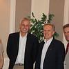 <b>Friends 30th Anniversary Luncheon, November 7, 2012</b>  Elinor Williams, David Houghton, Mark Musaus, Steve Horowitz <i>- Chuck Ryan</i>