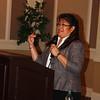 <b>Friends 30th Anniversary Luncheon, November 7, 2012</b>  Sylvia Pelizza <i>- Chuck Ryan</i>