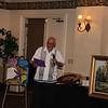 <b>Friends 30th Anniversary Luncheon, November 7, 2012</b>  Auctioneer Mike Winokur <i>- Chuck Ryan</i>