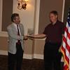 <b>Friends 30th Anniversary Luncheon, November 7, 2012</b>  Steve Horowitz and Rolf Olson <i>- Chuck Ryan</i>