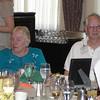 <b>Friends 30th Anniversary Luncheon, November 7, 2012</b>  Cynthia Plockelman and Tony Lang <i>- Pauline Stacey</i>