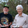 <b>Tom Poulson and Frank Bodofsky</b> January 22, 2012 <i>- Kay Larche</i>