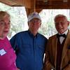 <b>Cynthia Plockelman, John Marshall, Dr. Clyde Burnett</b> January 20, 2013 <i>- Kay Larche</i>
