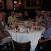 <b>John & Sandi Wicklund, Sally Robinson, Joan Davis, Liz & Tom Poulson, Mitch Rosenheim</b> Maggiano's Little Italy, November 5, 2013 <i>- Michael Dropkin</i>