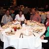 <b>Arlene Lurie, Richard Hode, Jane Hode, David Lurie, Elinor Williams, Alyssa McDaniel</b> Maggiano's Little Italy, November 5, 2013 <i>- Michael Dropkin</i>