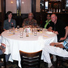 <b>Lance Cornick, Kate Scott, Judy Colvard, Jeff Kramer, Claire Ramlall, Ted Shaine, Bruce Rosenberg</b> Maggiano's Little Italy, November 5, 2013 <i>- Michael Dropkin</i>
