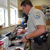 <b>Bill Calvert Cooks Breakfast</b> February 7, 2013 <i>- Kay Larche</i>